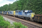 CSX 2294 and CSX 6460